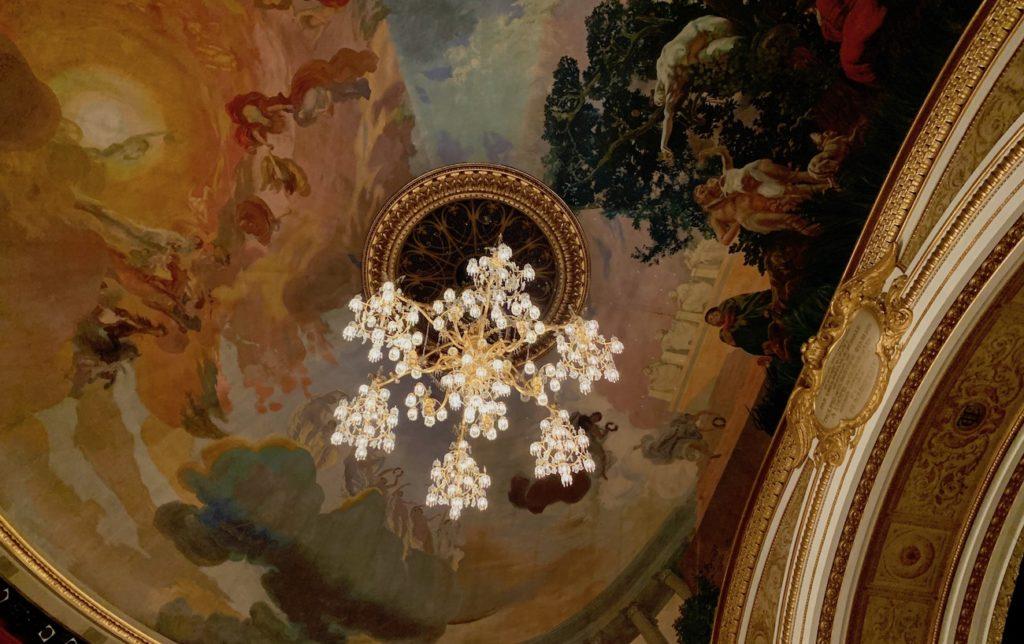 Plafond de la Comédie française