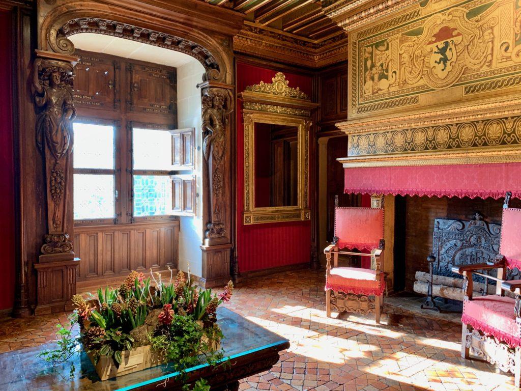 Chambre de César de Vendôme